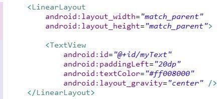 前端之Android入门(2):程序目录及UI简介